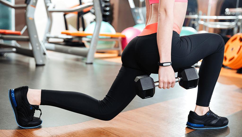 ejercicios para glúteos y piernas en casa
